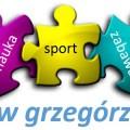 Puzzle, napis sport i grzegórzki